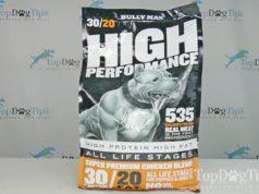 Bully Max High Performance Dog Food