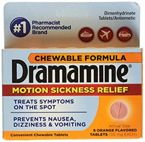 Dramamine (Dimenhydrinate)