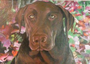 PaintYourLife Custom Handmade Portrait