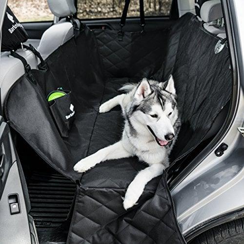 BarkinBuddy Dog Car Seat Cover Review