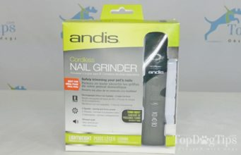 Andis Cordless Nail Grinder Review