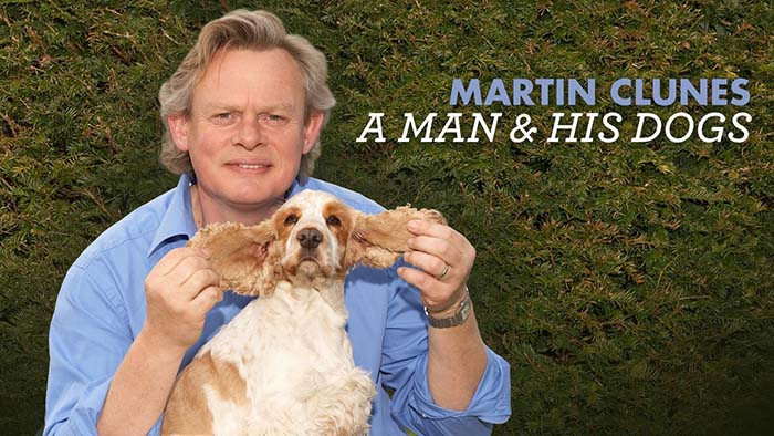 Martin Clunes - A Man and His Dogs dog documentary