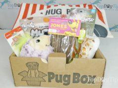 Pug Box Dog Subscription Box Review