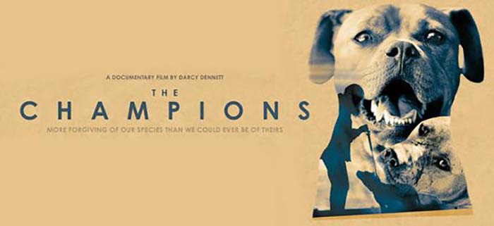 The Champions dog documentary
