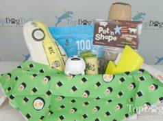 Shaggy Swag Dog Subsription Box