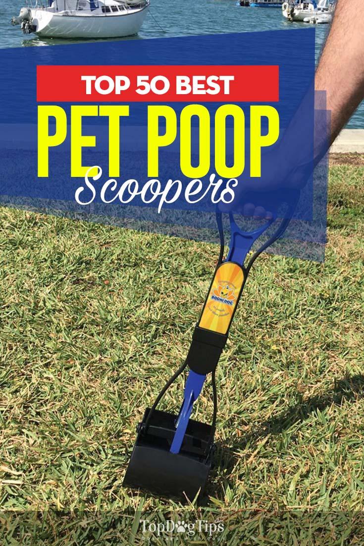 Top 50 Best Dog Pooper Scooper Brands