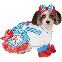 Wizard of oz dog halloween costume