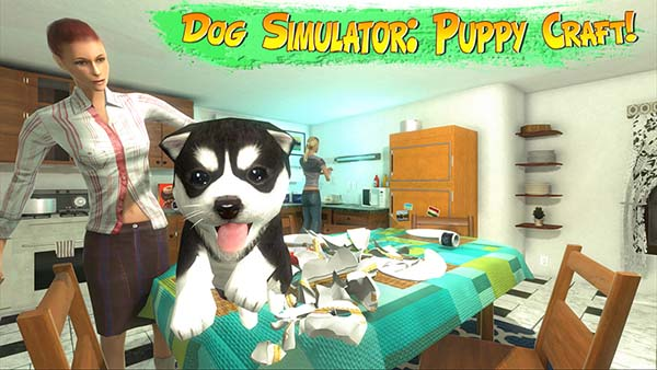 Dog Simulator Puppy Craft Free Dog Game Online
