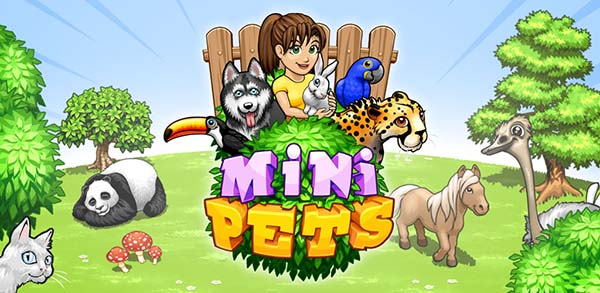 Mini Pets Free Dog Game Online