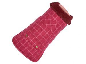 Up Country Tweed Dog Coat