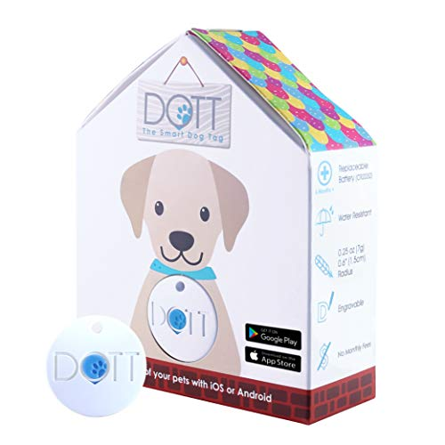 DOTT The Smart Dog Tag