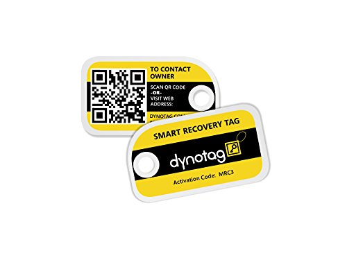 Dynotag Web Enabled ID Tags