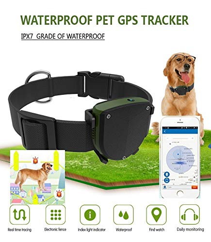 Pet Tracker Petfinder GPS Tracking Device