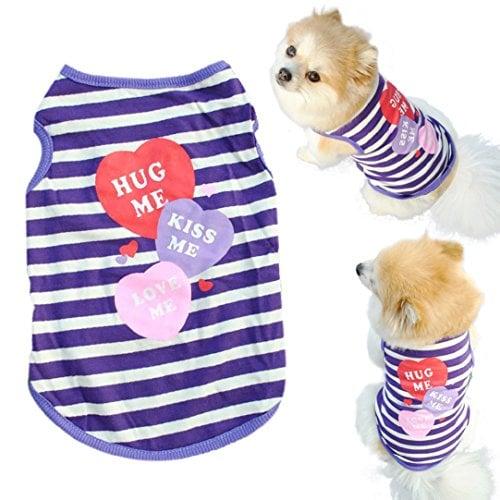 Mosunx(TM) Fashion Pet Puppy Summer Shirt
