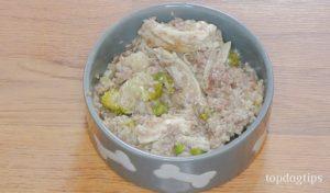 Organic Dog Food Recipe