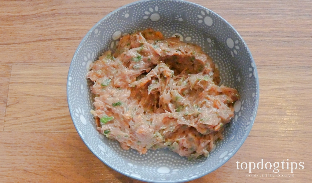 Cheap Raw Dog Food Recipe