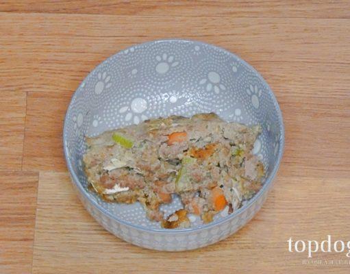 Ground Beef Dog Food Recipe