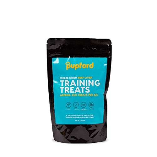 Pupford Freeze Dried Dog Training Treats