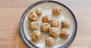 Air Fried Dog Treat Poppers Recipe