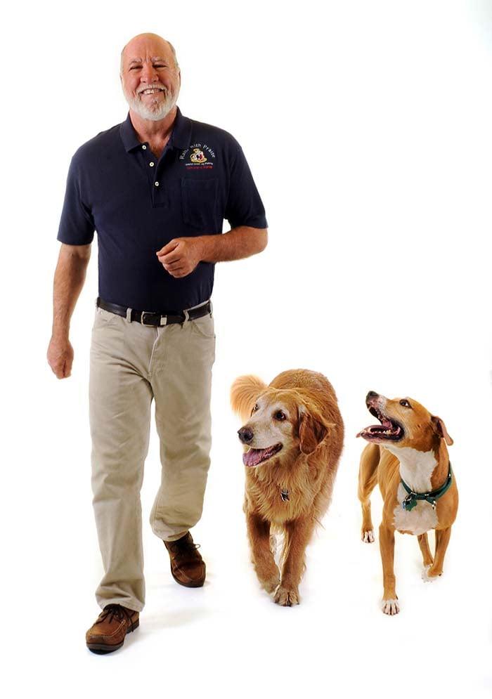 Paul Owens dog trainer