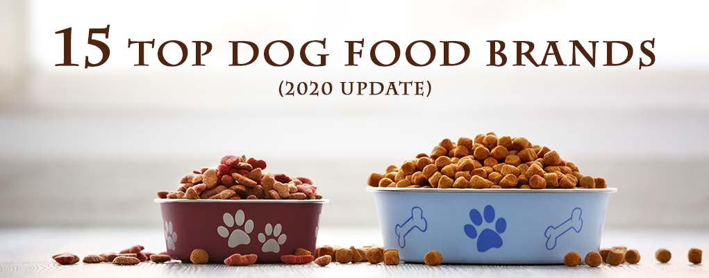 15 Top Dog Food Brands: 2020 Review