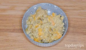 Sweet Potato Dog Food Recipe
