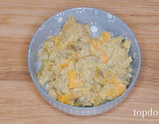 Sweet Potato Dog Food Recipe