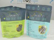 Jiminy's Cricket Protein Dog Treats