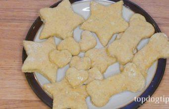 Beefy Dog Treat Biscuits
