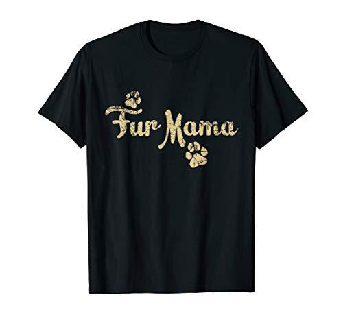 Triple G Mavs Fur Mama T-Shirt