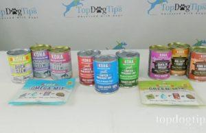 KOHA Canned Dog Food