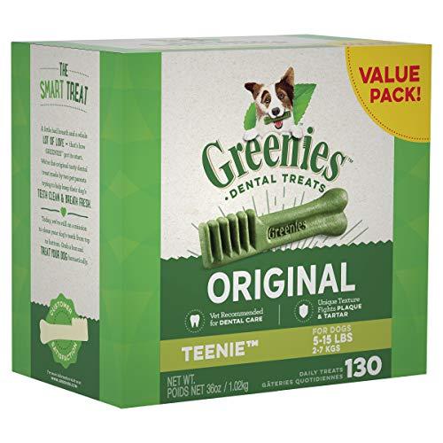 Greenies Dog Treats Review