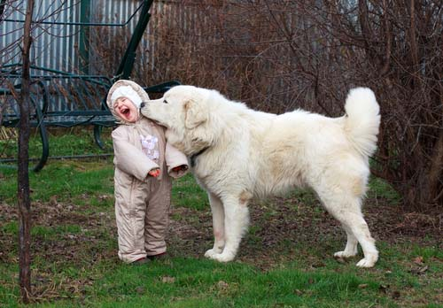 Interaction with Children