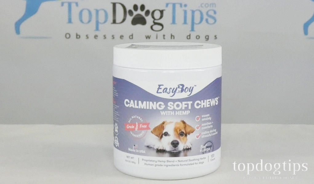 EasyBoy Hemp Soft Chews for Dogs