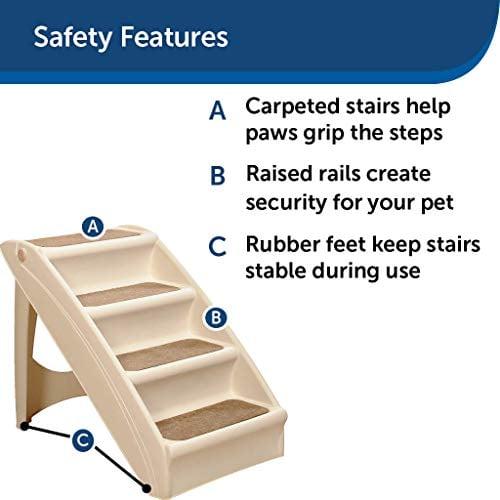 PetSafe Solvit PupSTEP Plus Pet Stairs