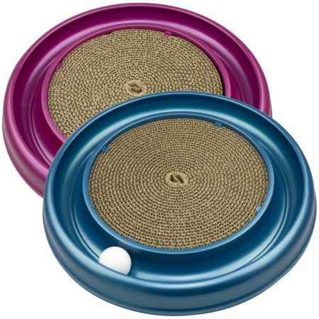 Bergan Turbo Scratcher Puppy Toy