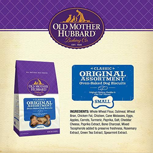 Old Mother Hubbard Crunchy Natural Dog Treats
