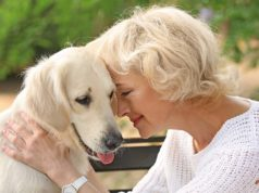 How Dogs Benefit Seniors