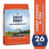 Natural Balance Limited Ingredient Fish and Sweet Potato