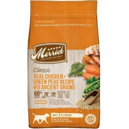 Merrick Dry Dog Food by Merrick