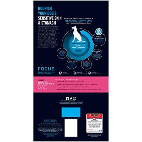 Purina Pro Plan Focus Sensitive Skin & Stomach