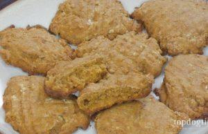 healthy dog cookie recipe
