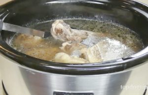 Bone Broth Recipe for Dogs