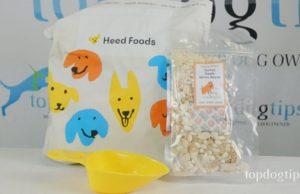 Heed Foods Dog Food