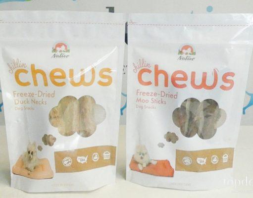 Nativo Naturals Dog Chews