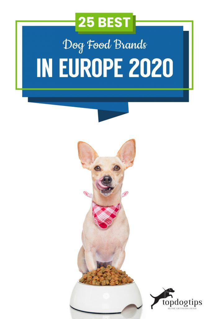 25 Best Dog Food Brands in Europe 2020