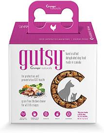 Gutsy best dog food canada