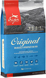 Orijen best dog food canada