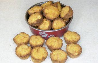 Coconut Dog Treats