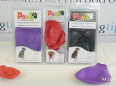 Pawz Rubber Dog Boots Review